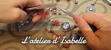 L'atelier d'Isabelle